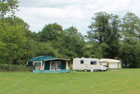 Elmsdale Caravan and Camping, Symonds Yat, Wye Valley, Herefordshire